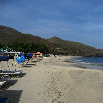 Playa Manzanillo Fishing Village